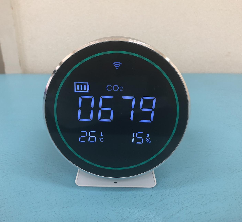 CO2 monitor